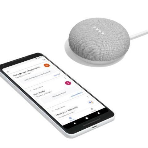 Google Home Mini spotted alongside Pixel 2 XL on Walmart's pre-order page
