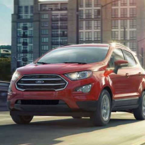 2017 Ford EcoSport to launch around Diwali with Ford Sync 3 touchscreen infotainment system