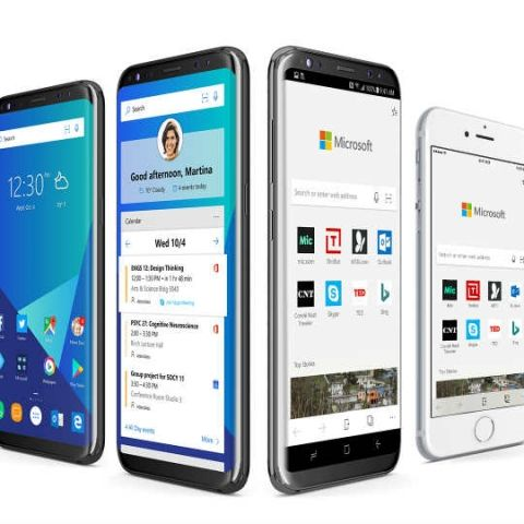 Windows Insider program brings Microsoft Edge browser preview to iOS and Android, Arrow Launcher for Android renamed Microsoft Launcher