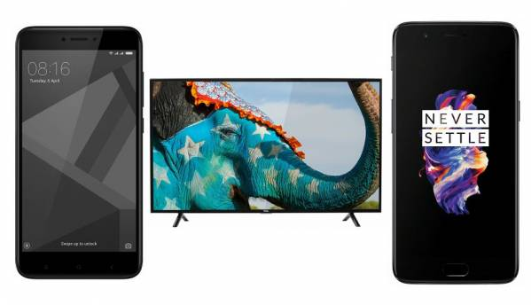 Amazon Great Indian Festival sale final day: Lenovo K8 Note, LG Q6, OnePlus 5, and more