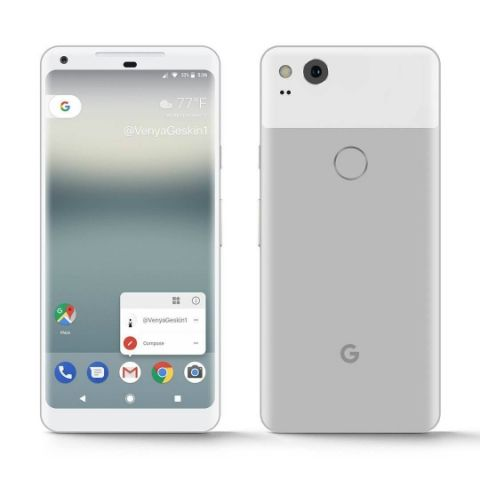 Google posts Pixel 2, Pixel 2 XL factory images without October Security patch