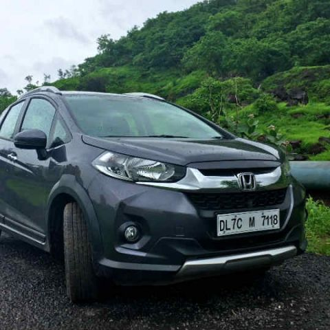 Honda WR-V technology, drive review: Tailored for India