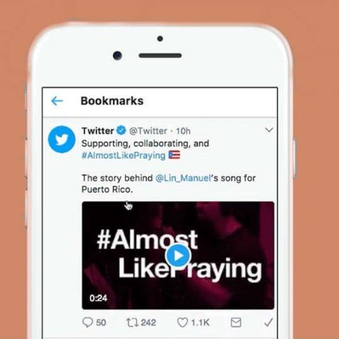 Twitter working on new 'Save for Later' bookmarking tool