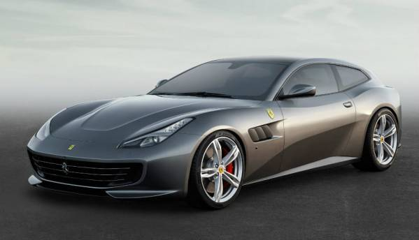 Ferrari may actually make an SUV, eventually!