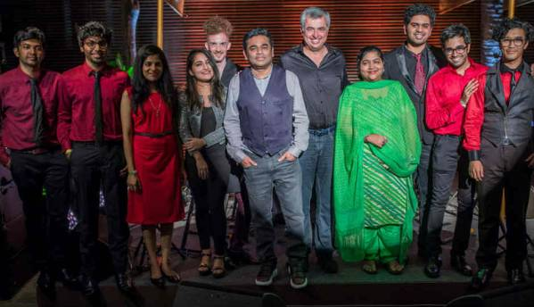 Apple joins hands with AR Rahman to set up two music labs in Chennai and Mumbai