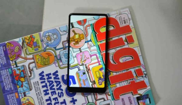 Xiaomi Mi Mix 2: In Pictures