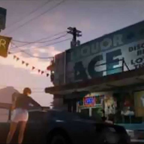 GTA V has 3 protagonists, features large open world