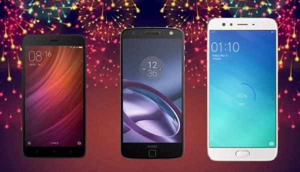 Best smartphones under Rs 25,000 for Diwali gifting