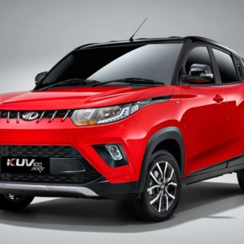 New Mahindra KUV100 to get electric variant in 2018