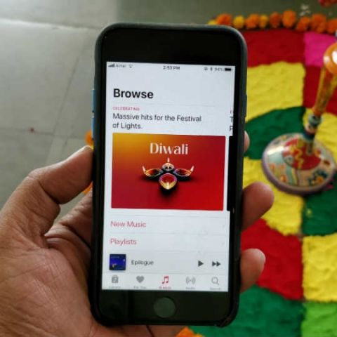 Apple Diwali Special: Exclusive songs and curated playlists on Apple Music, in-app offers on iOS App Store