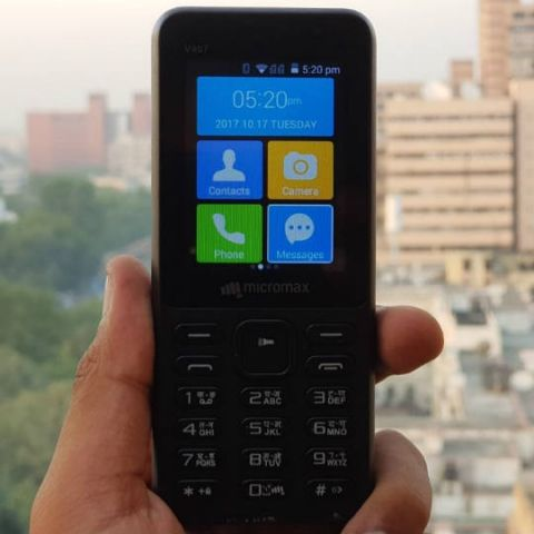 Micromax Bharat 1 4G feature phone launched with BSNL at Rs 2,200, will compete with JioPhone