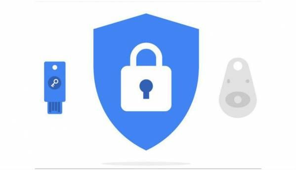 Google introduces Advanced Protection Programme, replacing  two-factor authentication with physical 'Security Key'