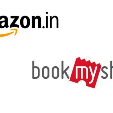 BookMyShow starts accepting payments via Amazon Pay
