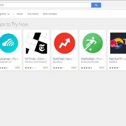 Google starts rolling out Android Instant Apps with new 'Try It Now' button on store listings