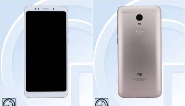 Xiaomi Redmi Note 5 spotted on TENAA certification with 18:9 display and single rear camera