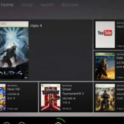 Microsoft Xbox SmartGlass app released on iOS