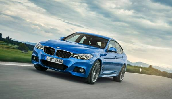 BMW 330i GT M Sport launched in India at Rs. 49.4 lac