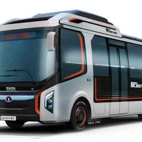 Tata Ultra all-electric bus completes first trial run with Assam State Transport Corporation