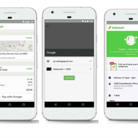 """Google launches """"Pay with Google"""" feature, enables Android users to make faster checkouts"""