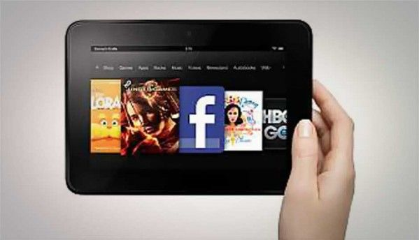 Amazon incurs a loss on every 16GB Kindle Fire HD sold