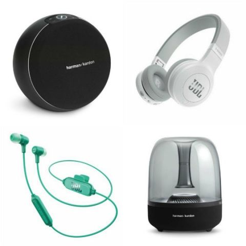 Harman launches two dozen consumer audio products in India