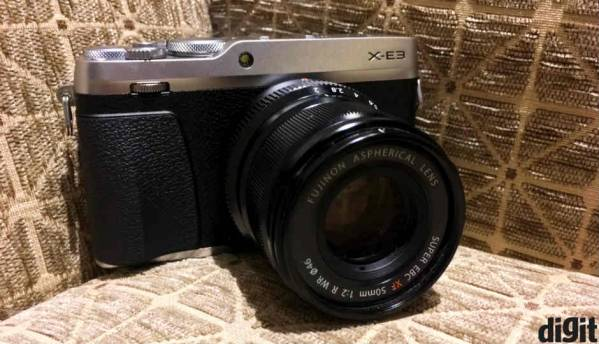 Fujifilm X-E3 first impressions: Great colour accuracy, retro body