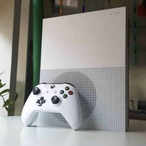 Microsoft Xbox One S 500GB Console White Review