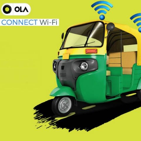 Ola extends Auto-Connect Wi-Fi to its 3-wheeler service