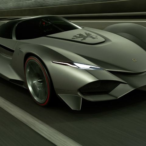 Italian auto designer Zagato revives the Iso Rivolta supercar with new technology and design