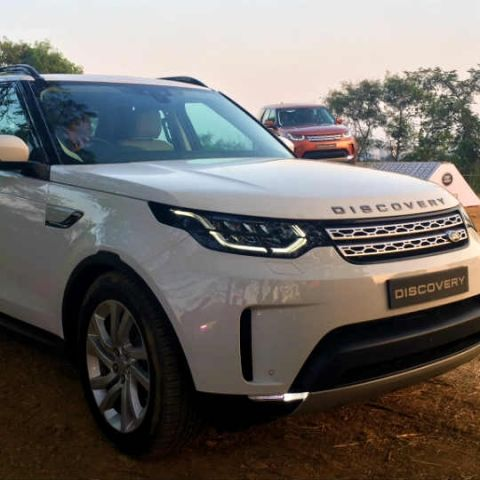 First ride impressions: 2017 Land Rover Discovery