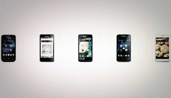 Lenovo launches five Android phones in India, starting Rs. 6,499