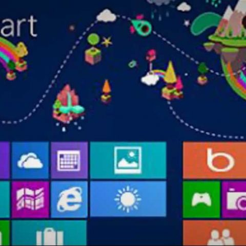 4 million Windows 8 licenses sold in 3 days; year-end target 400 million