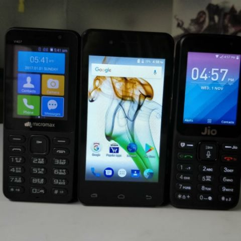 JioPhone, Airtel Karbonn A40 Indian, Micromax Bharat 1: What do these low-cost 4G phones offer?