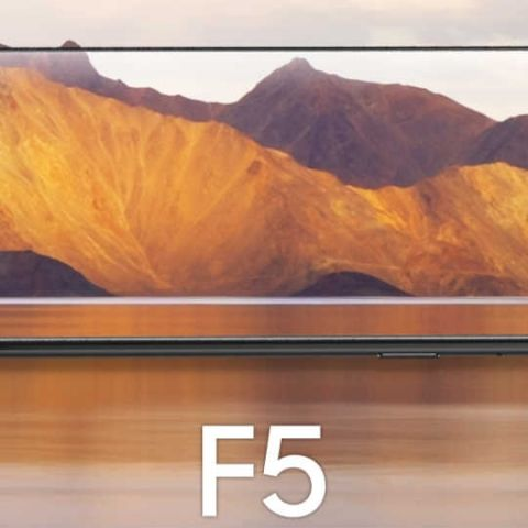 Oppo F5 with 20MP selfie camera and AI beauty mode to launch