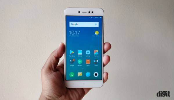 Xiaomi Redmi Y1 and Y1 Lite launched in India