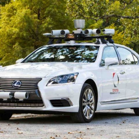 Toyota is making its autonomous car tests more difficult