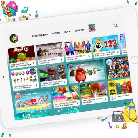 YouTube revamps its YouTube Kids app, features new design and kid profiles