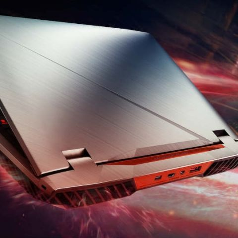 Asus' ROG G703 comes with factory overclocked processor