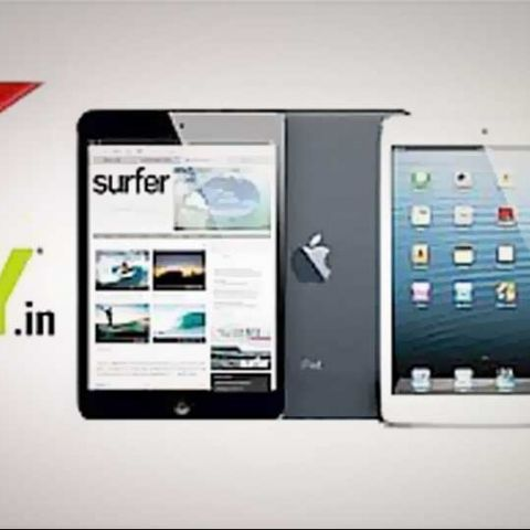 Apple iPad Mini (16GB) available for pre-order on eBay India, at Rs. 28,990