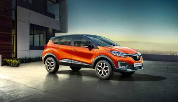 Renault Captur launched in india: First look at technology inside