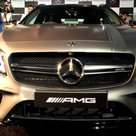 Mercedes-Benz launches AMG CLA 45, GLA 45 performance cars in India