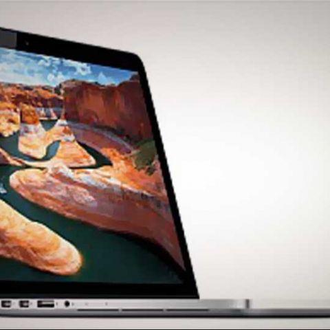 Hands on: Apple MacBook Pro 13-inch with Retina Display
