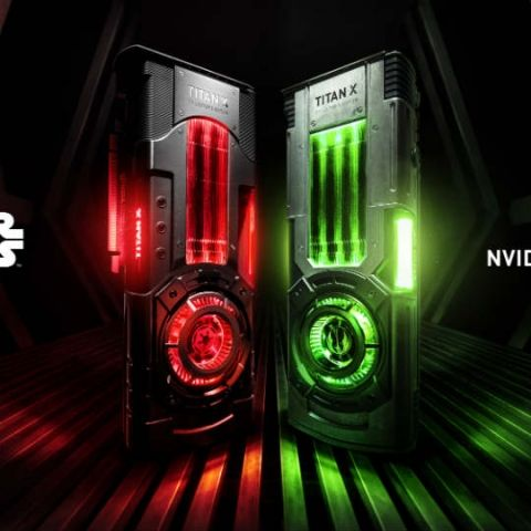 NVIDIA launches Star Wars Collector's Edition Titan Xp GPUs