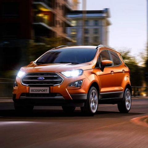 2017 Ford EcoSport launched in India: Everything you need to know