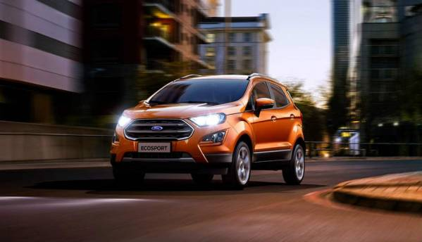 Ford launches new Titanium Plus Petrol Manual variant of EcoSport at Rs. 10.47 lac