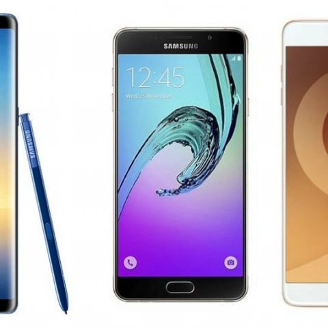 0ba5056c98fe42 Amazon-Samsung Carnival Sale: Rs 4,000 off on Galaxy Note 8, discounts on  other smartphones