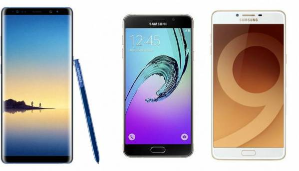 Amazon-Samsung Carnival Sale: Rs 4,000 off on Galaxy Note 8, discounts on other smartphones