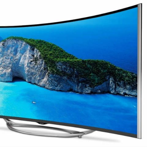 8f7a1ec17978c Mitashi 55-inch curved LED TV with Samsung 4K panel launched at Rs ...