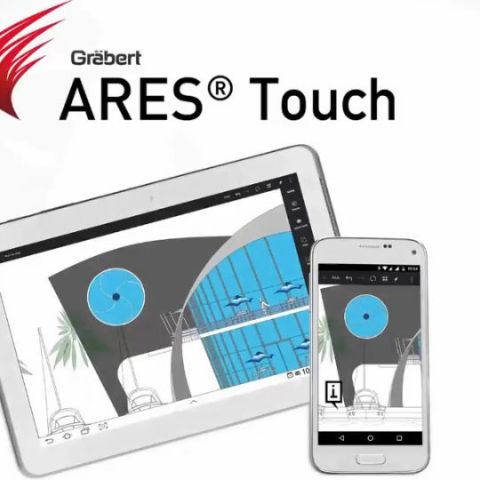 Graebert announces ARES Touch Mobile CAD Solution app for Android and iOS devices