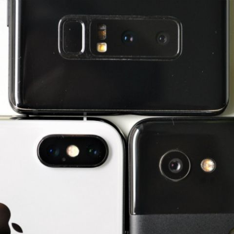 772b6771a3a6 Camera comparison: Apple iPhone X vs Google Pixel 2 XL vs Samsung Galaxy  Note 8